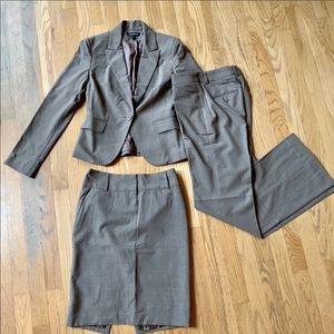 Express 3 Piece Suit